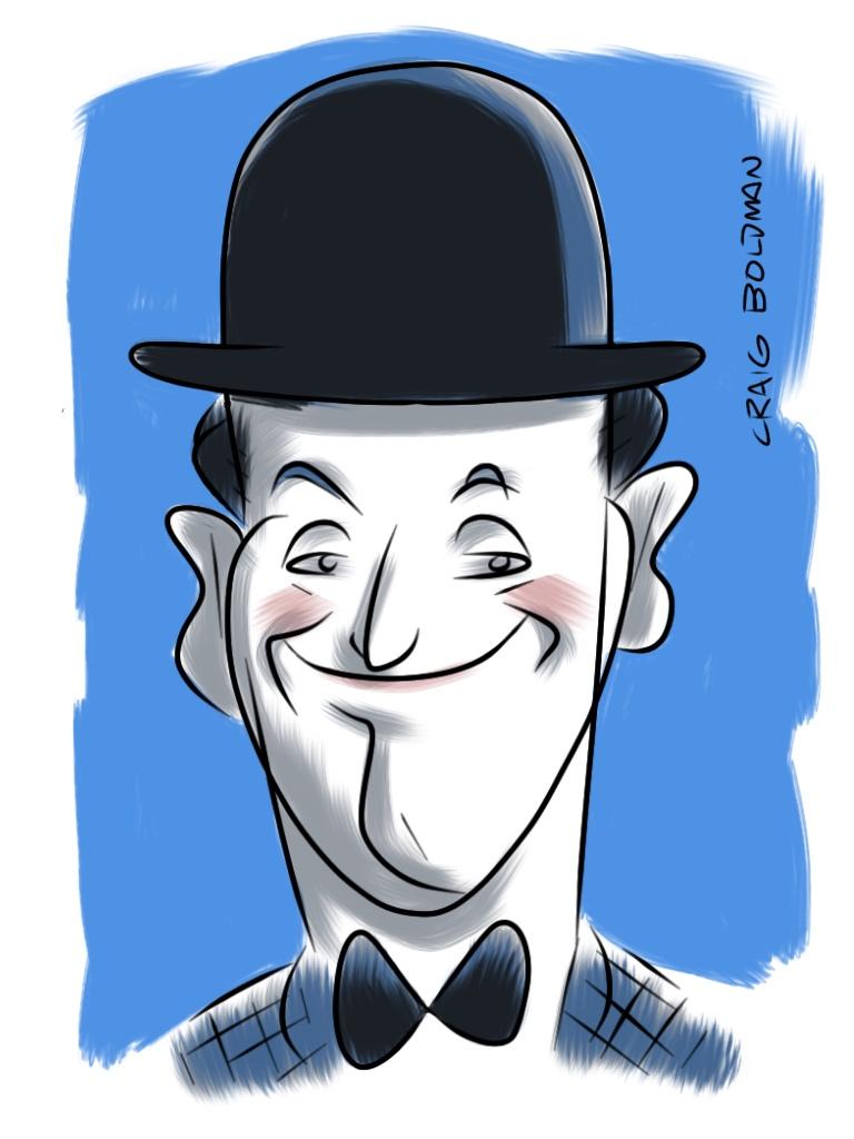 Mr. Laurel